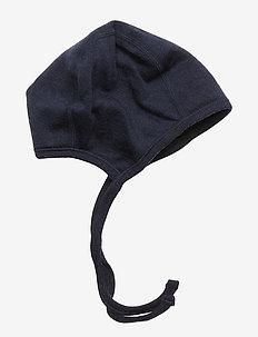 Helmet Wool Solid Baby - DARK SAPPHIRE