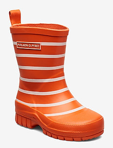 Rubber boots Stripe Baby - FLAME
