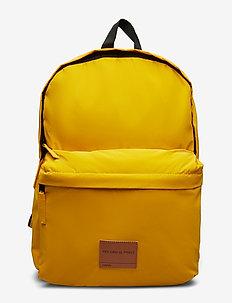 Backpack w details School - plecaki - sulpur