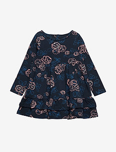 Dress Jersey Preschool - DARK SAPPHIRE