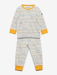 Pyjamas AOP Preschool - ARTISAN´S GOLD