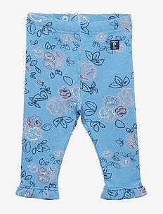 Leggings AOP Preschool - PARISIAN BLUE