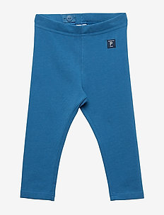 Leggings Solid Preschool - DARK BLUE