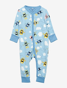 Pyjamas AOP Baby - DUSK BLUE
