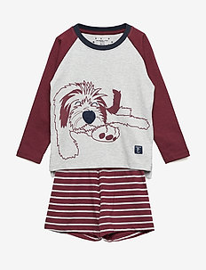 Pyjamas Application Preschool - TAWNY PORT