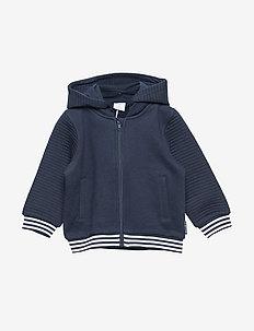 Zip up Hood Pre- School - DARK SAPPHIRE
