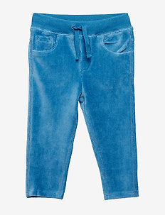 Trousers Cord Baby - PARISIAN BLUE
