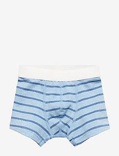 Boxer PO.P Striped Preschool - CELESTIAL BLUE