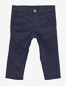 Trousers Woven Preschool - DARK SAPPHIRE