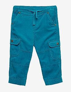 Trousers Woven Cord Preschool - CELESTIAL