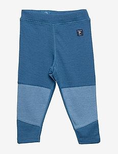 Trousers w.kneepatch Preschool - DARK BLUE