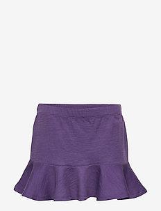 Skirt Solid Preschool - skjørt - loganberry
