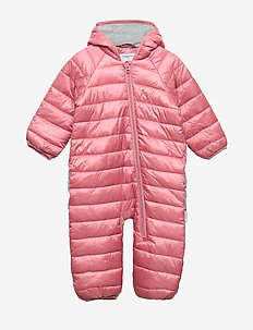 Outer Overall Solid Baby - BRANDIED APRICOT