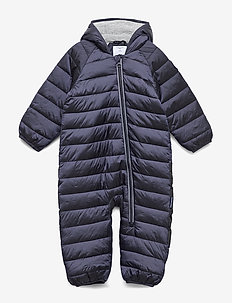 Outer Overall Solid Baby - GRAPHITE