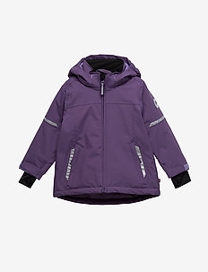 Jacket Padded Solid PreSchool - LOGANBERRY