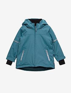 Jacket Padded Solid PreSchool - STORM BLUE