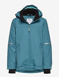Jacket Padded Solid School - wyściełana kurtka - storm blue