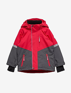 Jacket Padded Solid PreSchool - puffer & padded - ribbon red