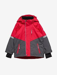 Jacket Padded Solid PreSchool - RIBBON RED