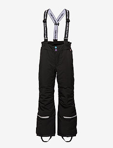 Trousers Padded Solid School - BLACK