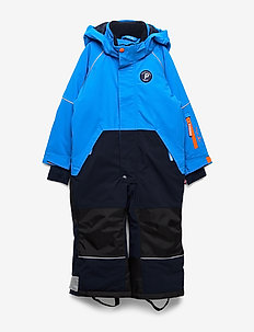 Overall Padded Solid PreSchool - FRENCH BLUE