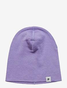 Cap Wool Solid Baby - ASTER PURPLE