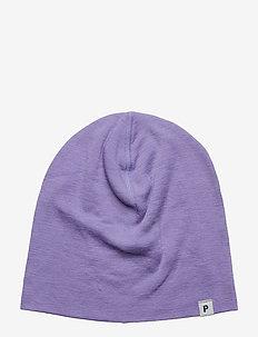 Cap Wool Solid preschool - ASTER PURPLE