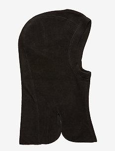 Balaclava Fleece Solid preschool - BLACK