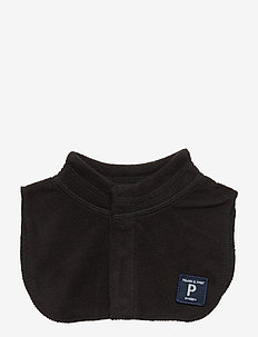 Neckwarmer Fleece Solid Baby - BLACK