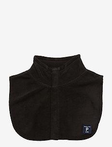 Neckwarmer Fleece Solid Preschool - BLACK