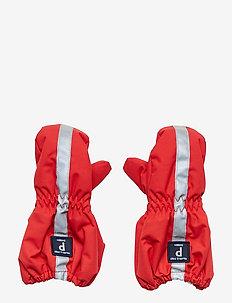 Mitten Solid Baby - rękawiczki - ribbon red