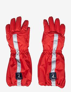 Glove Solid PreSchool - rękawiczki - ribbon red