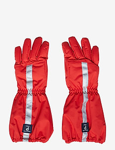 Glove Solid School - RIBBON RED