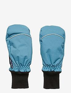 Mitten Solid PreSchool - rękawiczki - storm blue