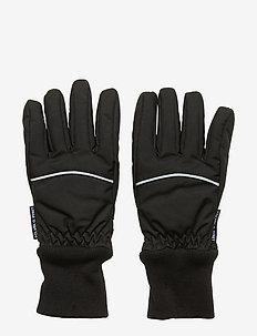 Glove Solid School - zimowe ubranie - black