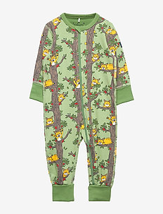 Pyjamas Overall AOP Baby - WILLOW BOUGH