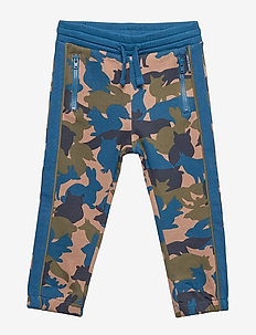 Trousers Jersey AOP Preschool - GIBRALTAR SEA
