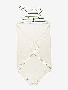 Towel Solid Baby - EGRET