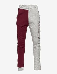 Trousers Jersey School - GREYMELANGE