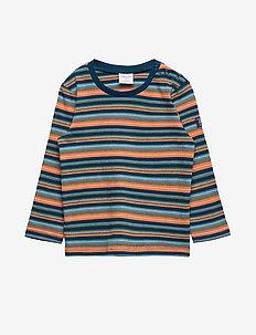 Top l/s Striped Pre School - GIBRALTAR SEA