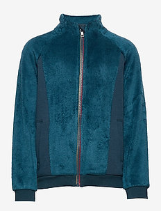Zip up fleece School - GIBRALTAR SEA