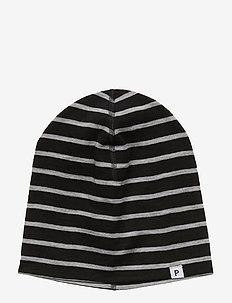 Cap Wool Solid Baby - GREYMELANGE