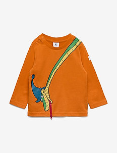 Top l/s  print  Pre-School - AMBERGLOW