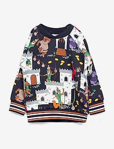 Disney Collection Sweater W APO Preschool - DARK SAPPHIRE
