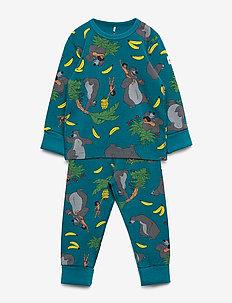 Pyjamas AOP Preschool - CELESTIAL