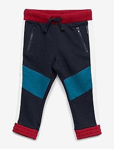 Trousers Jersey Preschool - DARK SAPPHIRE