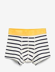 Boxer Striped Preschool - EGRET