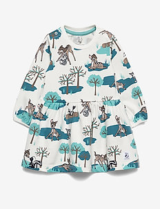 Disney Collection Dress L/S Baby - mekot - marine blue