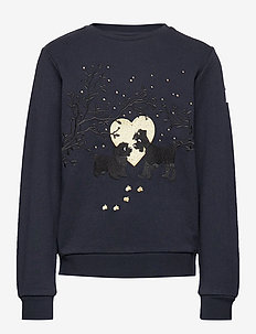 Disney Collection Sweater l/s  School - DARK SAPPHIRE