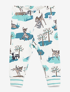 Disney Collection Long Johns AOP Baby - MARINE BLUE
